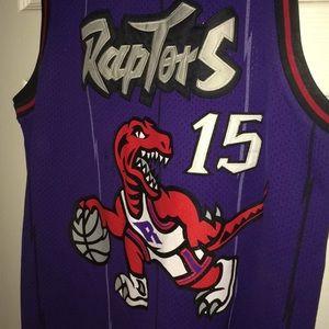 Nike Vince Carter Toronto Raptors Nike Jersey